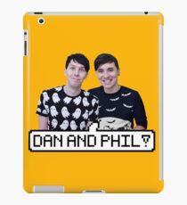 Dan and Phil! iPad Case/Skin