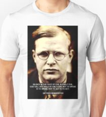 Silence In the Face of Evil Unisex T-Shirt