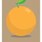 O is for Orange by Jason Jeffery