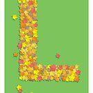L is for Leaves by Jason Jeffery