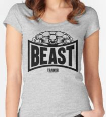 Altered Beast Women's Fitted Scoop T-Shirt
