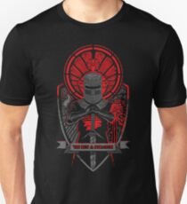 the black knight Unisex T-Shirt