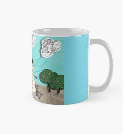 Do You Want To Build A Snowman? Mug