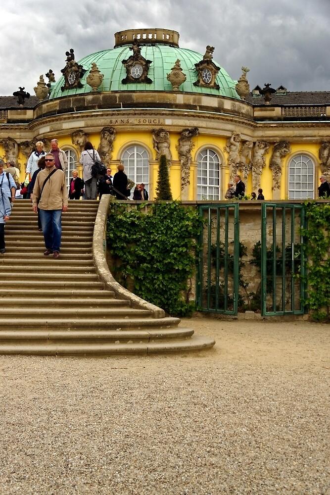 Potsdam 31 by Priscilla Turner
