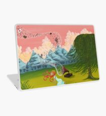 Musical Memories Laptop Skin