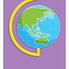 G is for Globe by Jason Jeffery