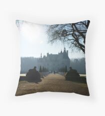 Chenonceau Throw Pillow