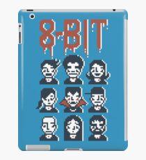 8-Bit By A Vampire iPad Case/Skin