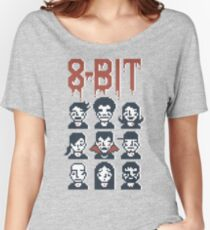 8-Bit By A Vampire Women's Relaxed Fit T-Shirt