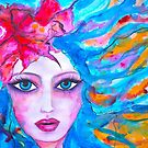 Mermaid Eyes by MarleyArt123