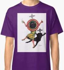 Vintage Eye Costume Classic T-Shirt