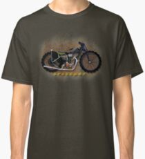 Vintage Excelsior Jap Speedway Bike by MotorManiac. Classic T-Shirt