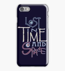 Lost In Time & Space iPhone Case/Skin