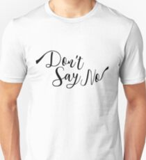 Girls' Generation SNSD 소녀시대 Seohyun Don' Say No Unisex T-Shirt
