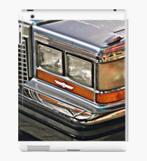 Cadillac Headlight iPad Case/Skin