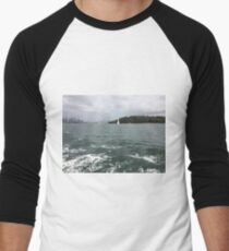 Boat ride with the Harbour Bridge in the distance, Sydney, Australia  T-Shirt
