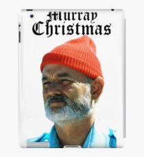 Murray Christmas - Bill Murray  iPad Case/Skin