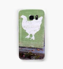 Farm Fresh Eggs Samsung Galaxy Case/Skin