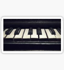 Ivories Sticker