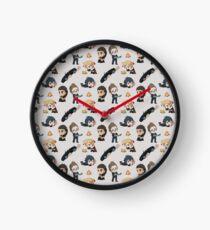 Chocobro Roadtrip Clock