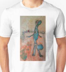 man shot Unisex T-Shirt
