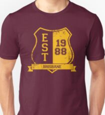 Brisbane Rugby League: Established Shield T-Shirt