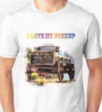 I Love My Pickup Unisex T-Shirt