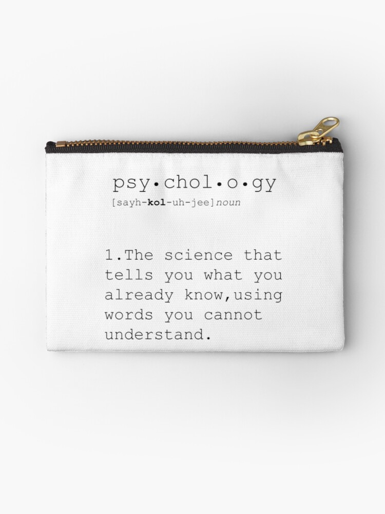 Psychology, Psychology gifts, Psychology definition, funny definition,minimalist poster, quotes print,funny quotes, dictionary art print