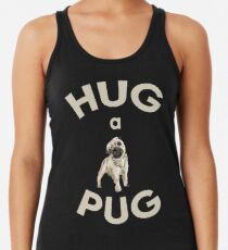 Hug A Pug Women's Tank Top