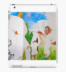 among giants iPad Case/Skin