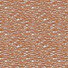 Multi Layer Bay Window Campervan Orange by Ra12