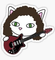 Meow may Sticker