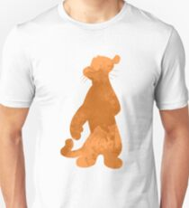 Tiger Inspired Silhouette T-Shirt