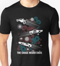 Rocket League Video Game The Chase Funny Gifts T-Shirt