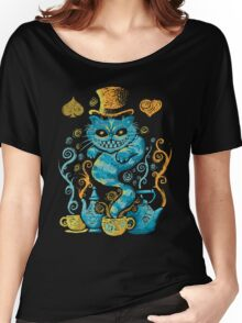 Wonderland Impressions Women's Relaxed Fit T-Shirt