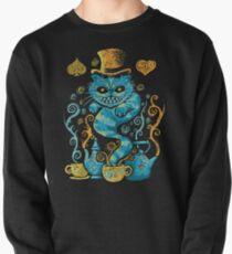 Wondercat Impressions Pullover Sweatshirt