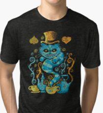 Wondercat Impressions Tri-blend T-Shirt