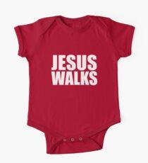 Jesus Walks - Kanye West One Piece - Short Sleeve