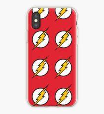 Flash Pattern iPhone Case