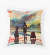 To the Stars, Baby Throw Pillow