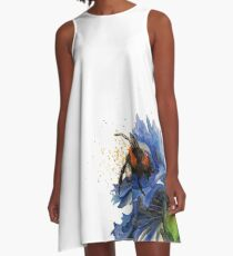 Bumble Bee A-Line Dress