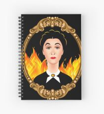 Mrs. Danvers Spiral Notebook