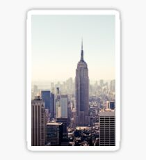 New York City, Empire State Building | iPhone/iPod Sticker