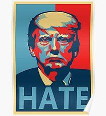 (Anti-) Trump Poster Poster