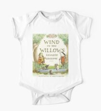 Wind in the Willows By Kenneth Grahame One Piece - Short Sleeve
