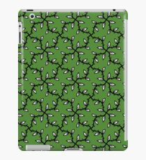 Pattern::Green Vines iPad Case/Skin