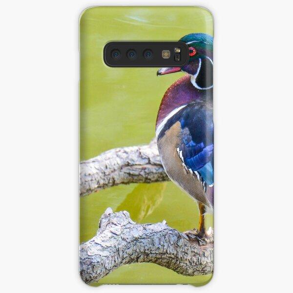 Wood Duck  Samsung Galaxy Snap Case