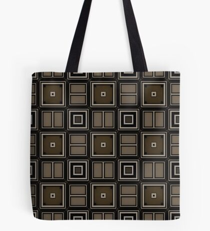 Earthy Taupe Design by Julie Everhart Tote Bag