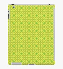 Patterns::Yellow Tiles iPad Case/Skin