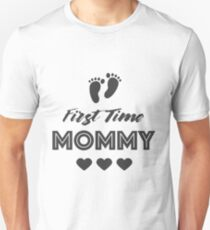 First Time Mom Quotes Gifts Merchandise Redbubble